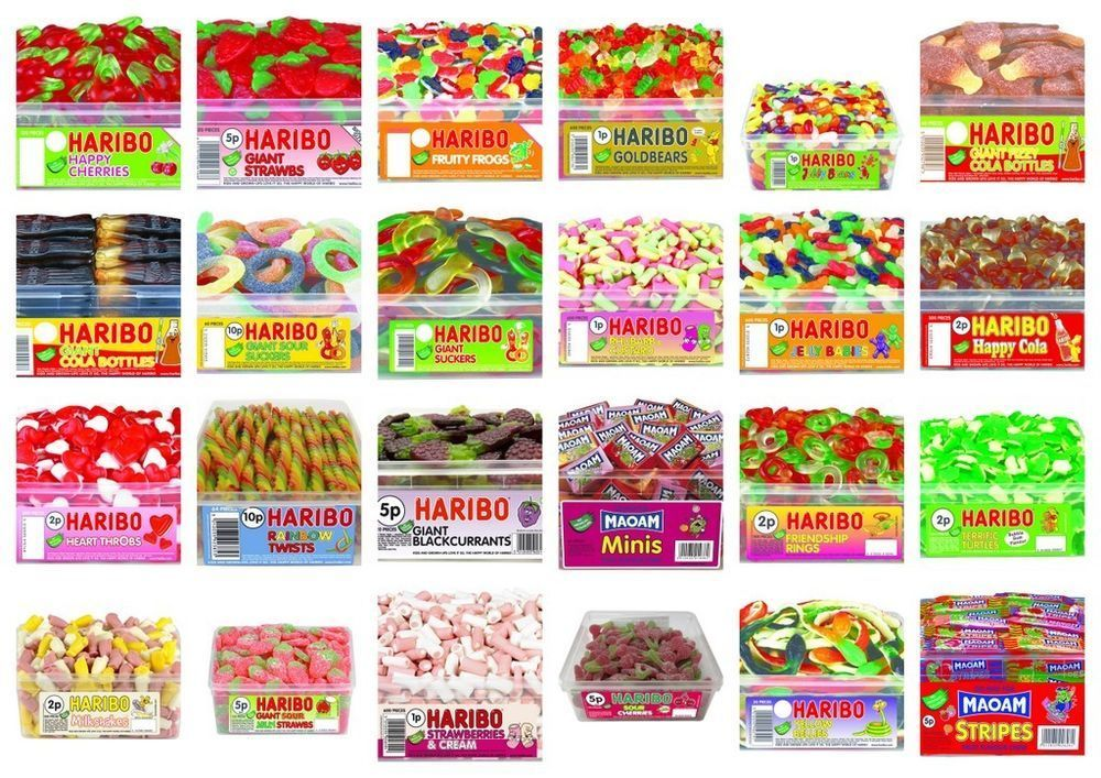 HARIBO-SWEETS-FULLY-SEALED-TUBS-BOXES-30-VARIETIES-WHOLESALE ...